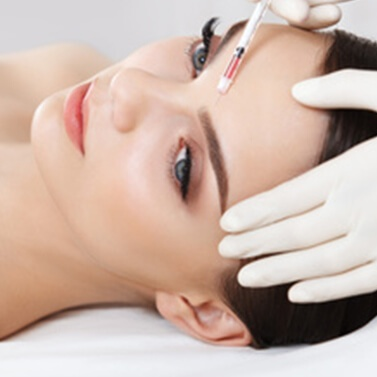 Crowfeet, Forehead, Glabella - Shiro Aesthetic Clinic Singapore